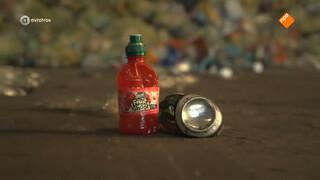 Statiegeld op blikjes en kleine pet flesjes moet zwerfafval voorkomen