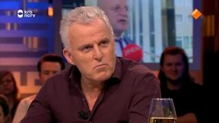 Fred Teeven, Peter R. de Vries, Martijn Koning en Saskia Belleman