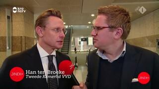 Jaïr gaat in Den Haag op zoek naar de nieuwe Minister van Buitenlandse Zaken