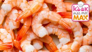 Kook Mee Met Max - Prei-kerriesoep Met Rosti En Hollandse Garnalen