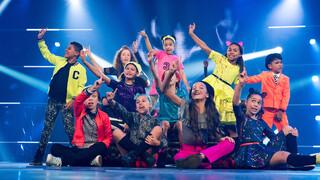 Kinderen voor Kinderen Pakt Uit Kinderen voor Kinderen Okido podium