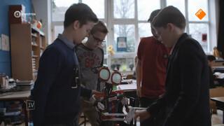Elke school een eigen robot moet kinderen enthousiast maken voor techniek