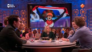 Een historische gouden medaille voor Nederland, Sjoerd van Ramshorst vertelt