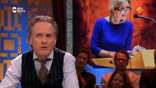 Emilie van Outeren en Jort Kelder blikken terug op een bewogen politieke week