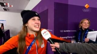 NOS Olympische Spelen Sluitingsceremonie