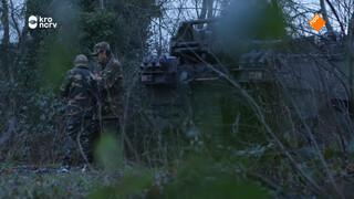 Hoe zorgen militairen er voor dat ze onzichtbaar zijn voor de vijand?