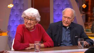 Opa en oma van Kjeld Nuis: 'Het juichen heeft Kjeld van Rintje Ritsma geleerd'
