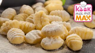 Kook Mee Met Max - Zelfgemaakte Pastinaakgnocchi Met Champignonsaus