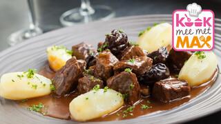 Kook Mee Met Max - Draadjesstoof Van Makreel Met Gebakken Krieltjes