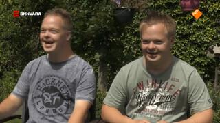 Dit zijn Sander en Robin!