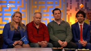 Xander van der Wulp, Ireen Wüst, Martijn Koning ea