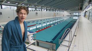 Het Klokhuis - Zwembadlaboratorium