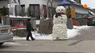 De Adriaans De Adriaans im Schnee