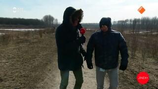 Met dierenvriend Dion Graus naar de Oostvaardersplassen