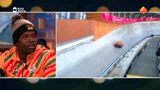 Akwasi Frimpong heeft zijn Olympische droom waargemaakt