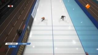 NOS Studio Sport Schaatsen WK Sprint