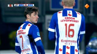 Samenvatting SC Heerenveen-Willem II