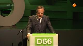 Verkiezingscongres D66