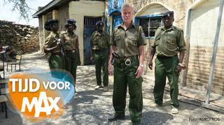 De patrouille van Ellie Lust in Kenia