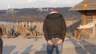 Jan Kooijman scheurt uit zijn broek
