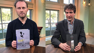 Geert Buelens en Erik Lindner