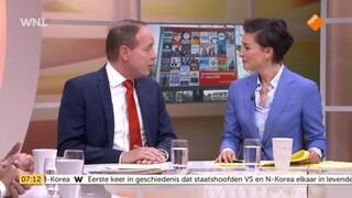 Co-presentator is Kees van der Staaij
