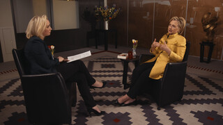 Interview Eva Jinek met Hillary Clinton