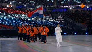 NOS Paralympische Spelen Openingsceremonie