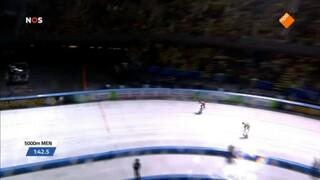 NOS Studio Sport Schaatsen WK Allround