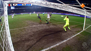 Samenvatting Willem II - PSV