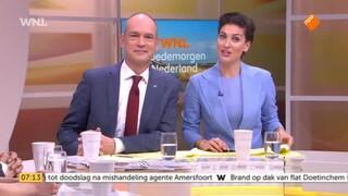Gert-Jan Segers co-presentator