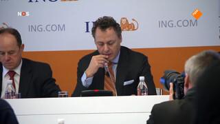 ING trekt omstreden salarisvoorstel topman Hamers in
