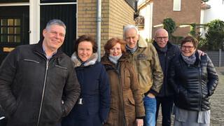 Haarlem, Harderwijk en Flevoland