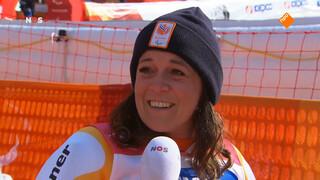 Zitskiester Linda van Impelen wint zilver