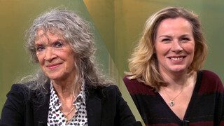 VPRO Boeken Mensje van Keulen en Esther Gerritsen