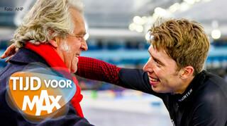 De Olympisch kampioen en zijn vader