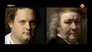Hoe Diederik verandert in Rembrandt