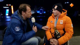Kampschreur en Van Impelen krijgen medailles