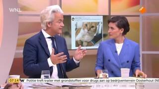 Geert Wilders te gast