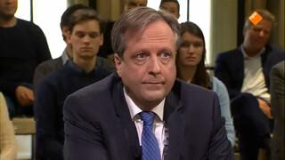 Verkiezingsdebat Asscher-Pechtold
