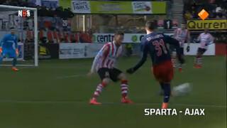 Samenvatting Sparta - Ajax