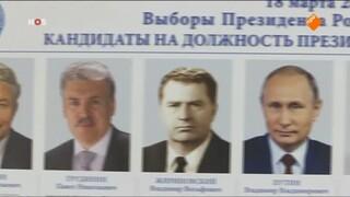 Eerste exitpoll Rusland: Poetin wint verkiezingen