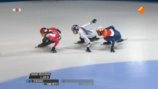 Shorttrack WK