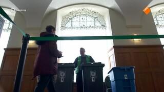 Last-minute strijd om de Rotterdamse kiezer