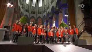 Nos Paralympische Spelen - Nos Huldiging Olympische En Paralympische Medaillewinnaars