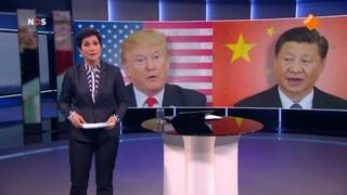 VS stevent af op handelsoorlog met China