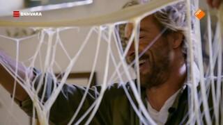 Chris maakt Italiaanse pasta op Sardinië