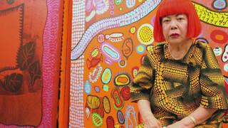 Kunstuur - Brilliant Ideas - Yayoi Kusama