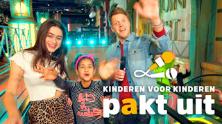 Kinderen voor Kinderen Pakt Uit Kinderen voor Kinderen pakt uit met Bente Fokkens