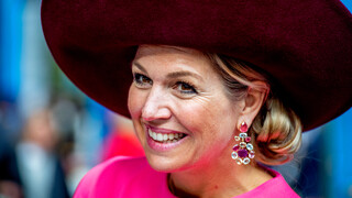 Blauw Bloed - Koningin Máxima En De Nederlandse Taal